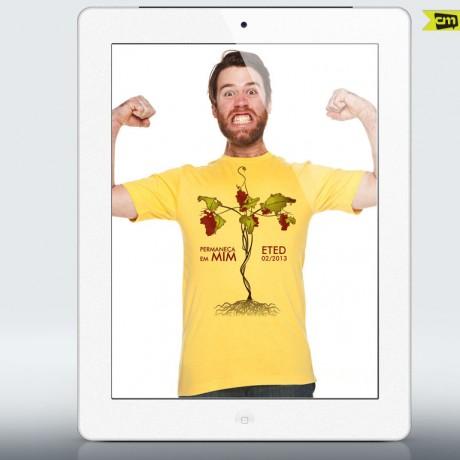 T-shirt ETED Convencional
